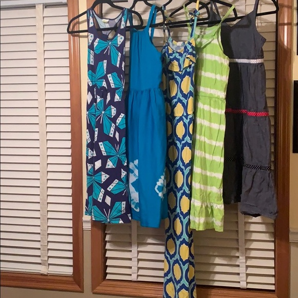 Crazy 8 Other - Girl's Crazy 8 Dresses Size 14 (XL) Lot of 5